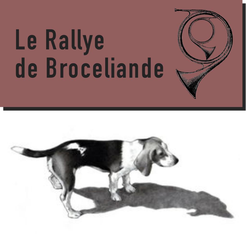 Élebage du Rallye de Broceliande